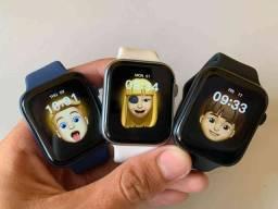 Relógio Smartwatch AK76 PRO Versão 2021 PRONTA ENTREGA FRETE GRÁTIS NOTA FISCAL