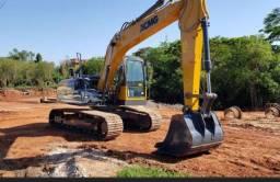 Aluguel de escavadeira hidráulica e retroescavadeira