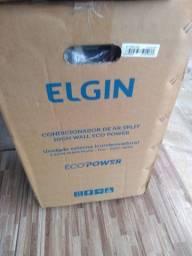 Ar elgin 9000 BTUs novo na caixa