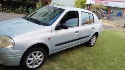 Renault Clio RT 1.0 16V aceito troca