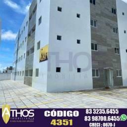 ? Novo Geisel?  54,5m²  Apartamento com 2 Quartos!