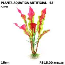 Planta Aquática Artificial