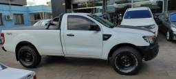 Super oferta Ford Ranger XL 2.2 - ano 2014 Cabine Simples 4x4