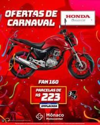 HONDA FAN 2021