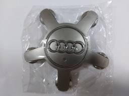 Par Calotas Centro Miolo Roda Audi A3 A4 A5 A6 A7 Q3 Q5