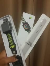 Smartwatch F8 Sports + pulseira Grátis