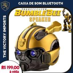 Caixa de som bluetooth Bumblebee