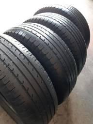 Jogo de pneus 205/65/16 goodyear