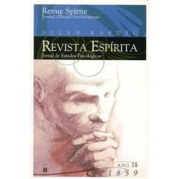 Livro: Livro Revista Espirita, V. 2/1859