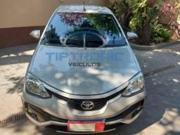 Título do anúncio: Etios Sedan XLS 1.5 Flex 4p At - Completo com Couro e Multimídia