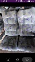 Banco onibus busccar
