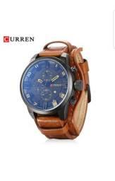 CURREN 8225 Relógio Quartzo