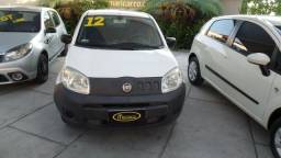Fiat Uno Vivace 2011/2012 1.0 4Pts Basica Branca - 2012