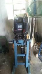 Motor de popa 25HP