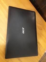 Notbook Acer tela de 15 polegada