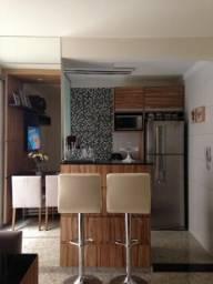 Apartamento 2 dorms no Guanabara em Uberaba - MG