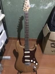 Guitarra sx em ash