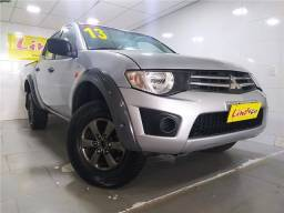 Mitsubishi L200 triton  3.2 gls 4x4 cd 16v turbo intercoler diesel 4p manual