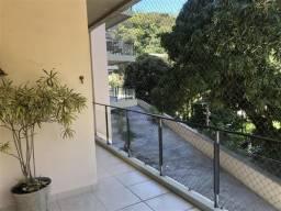 Apartamento à venda com 1 dormitórios em Cosme velho, Rio de janeiro cod:884162