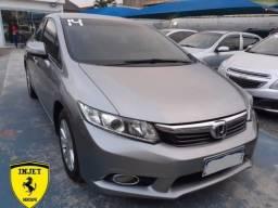 Honda civic 2014 2.0 lxr 16v flex 4p automÁtico