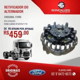 RETIFICADOR DO ALTERNADOR ORIGINAL FORD