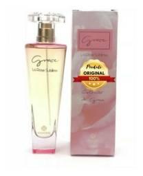Perfume Grace La rose sublime 100ml feminino FLORAL ORIENTAL