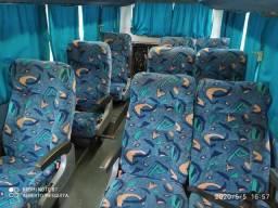 Bancos do Micro-ônibus Volare V6 2006