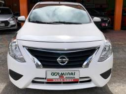 Nissan Versa S 1.6/ Ipva 2020 pago - 2019