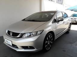 Civic LXR Flex Automático *Abaixo da tabela* - 2015
