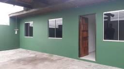Aceita financiamento bancário casa com 3 dorm no Guaraituba