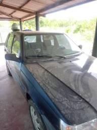 Fiat uno 2005 ar e trava - 2005
