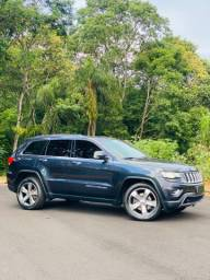 Jeep Grand Cherokee Limited V6 3.6 2015 top baixa km