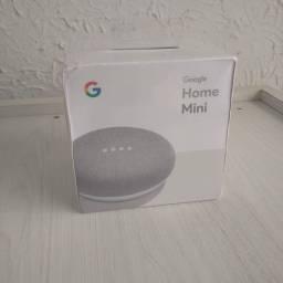 Assistente virtual Google home mini
