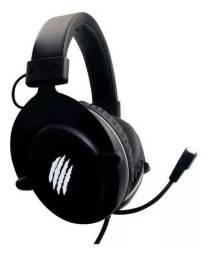 Headset Gamer 7.1 Usb Com Case De Proteção Furious Hs410 Oex