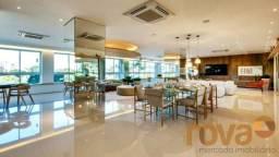 Apartamento à venda com 4 dormitórios em Setor marista, Goiânia cod:NOV235816