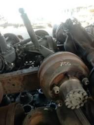 Eixo Diferencial VW 8.150