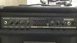 Amplificador Behringer para Baixo Elétrico/contrabaixo