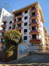 Apartamento com 3 dormitórios, dep. empregada e HB, 119 m² por R$ 650.000 - Trindade - Flo