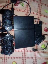 Vendo Playstation2 R$200 morre até nos R$150