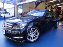 Mercedes-benz C 180 1.6 Cgi Sport 16v Turbo Gasolina 4p Automatico