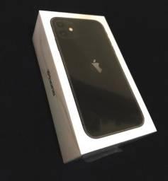 IPhone 11 64gb Preto Novo Lacrado ANATEL