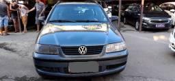 Parati MI Turbo 1000 Cinza ano 2000 Completa Gasolina. Entr.+ 192,68 fixas
