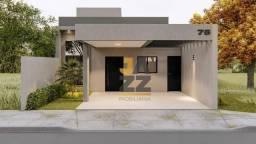 Casa com 3 dormitórios à venda, 108 m² por R$ 650.000,00 - Jardim Park Real - Indaiatuba/S