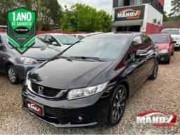 Honda Civic LXR 2.0 Flexone 16V Aut. 4p
