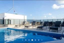 Apartamento para aluguel com 35 metros quadrados com 1 quarto em Boa Viagem - Recife - PE