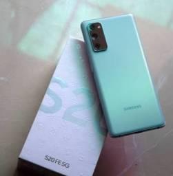 Samsung Galaxy S20 Fe 128gb 6gb RAM Pronta entrega