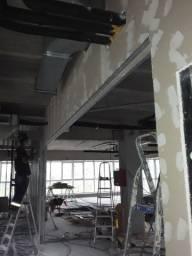 Serviços qualificados em Drywall