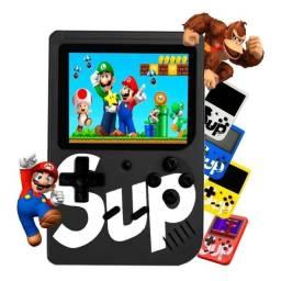 Título do anúncio: Mini Game Portátil SUP 400 Jogos Retrô Clássicos