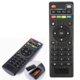 Controles de TV Box