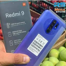 LiquidaTudo!! Xiaomi Redmi 9 64GB Global Original Novo Garantia 1 Ano Brindes